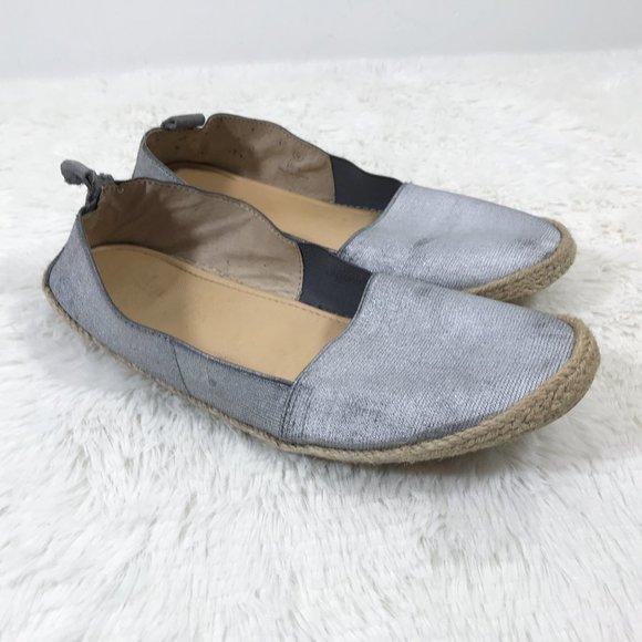 Yosi Samra Slip On Shoes